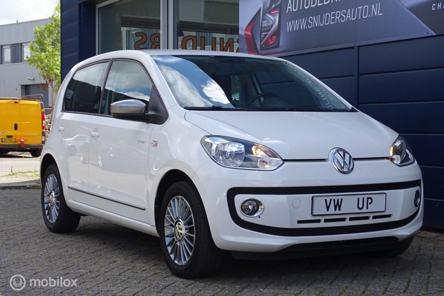 Volkswagen Up! 1.0 cheer up! met navi