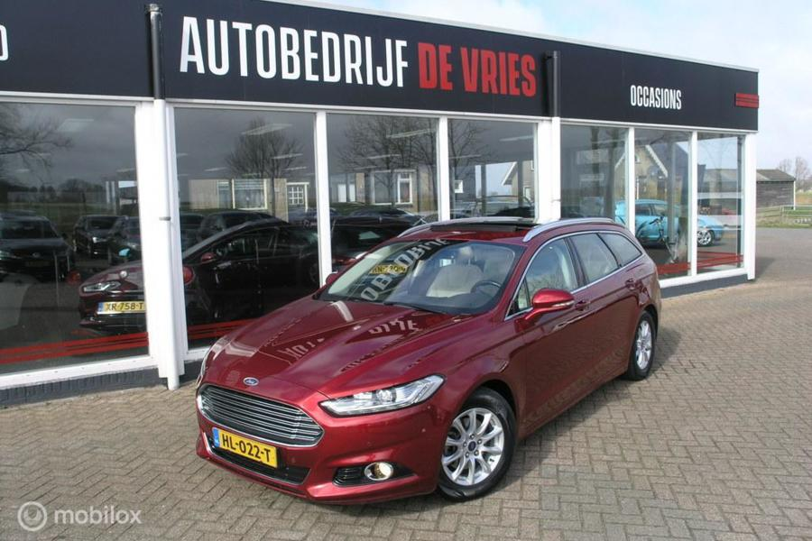 Ford Mondeo Wagon 1.5 TDCi Xenon-led/Panodak/Leder/Massage