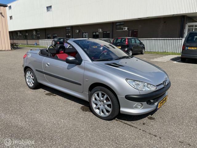 Peugeot 206 CC 2.0-16V