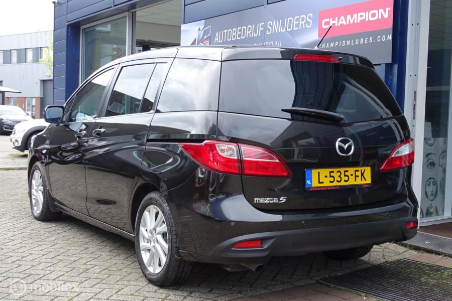 Mazda 5 2.0 TS+automaat 7 persoons