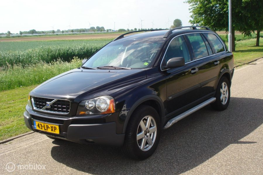 Volvo XC90 - 2.4 D5 7 persoons