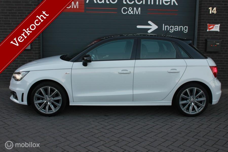 Audi A1 Sportback 1.2 TFSI S-LINE,XENON,NAVI,CRUISE,PDC,1EIG