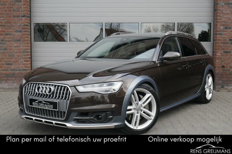 Audi A6 Allroad 3.0 TDI BiT quattro Premium Edition