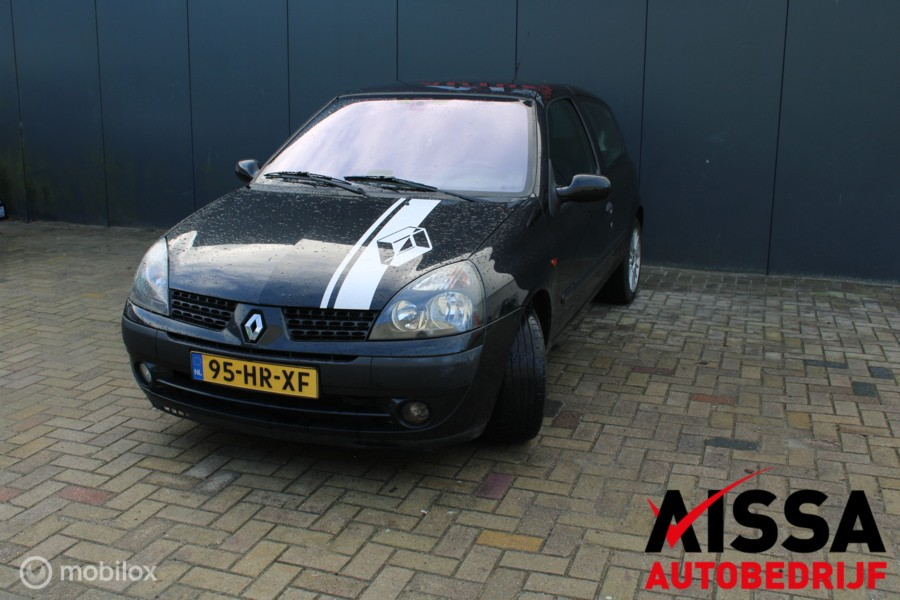 Renault Clio 1.4-16V Dynamique APK 18-01-2022 Inruilkoopje