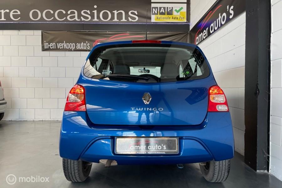 Renault Twingo 1.2-16V Night & Day*airco*27564 KM NAP! NIEUWSTAAT!!