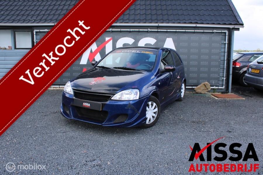 Opel Corsa 1.2-16V Njoy APK tot 29-01-2021
