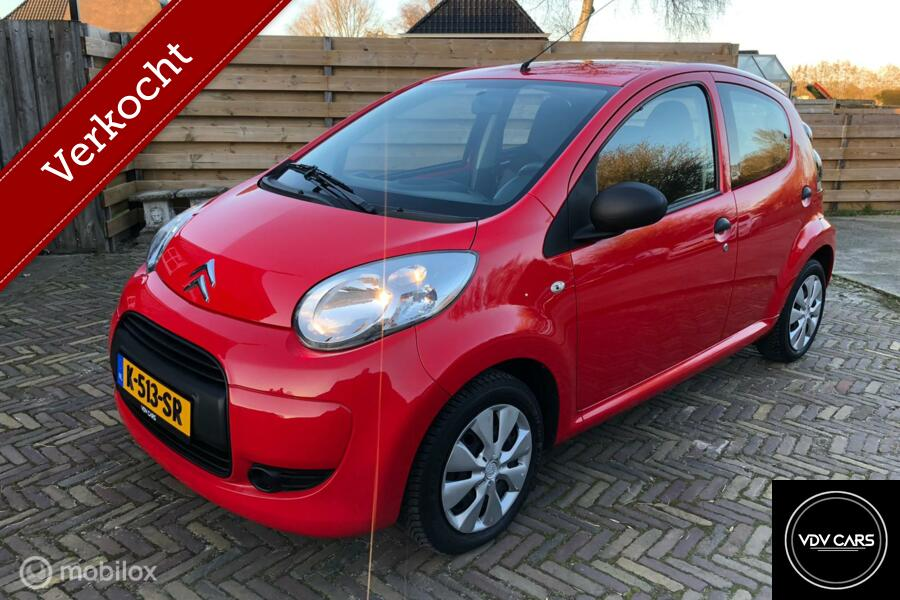 Citroen C1 1.0-12V Séduction 5Drs, 1 Eig, (Nwe APK + beurt!)