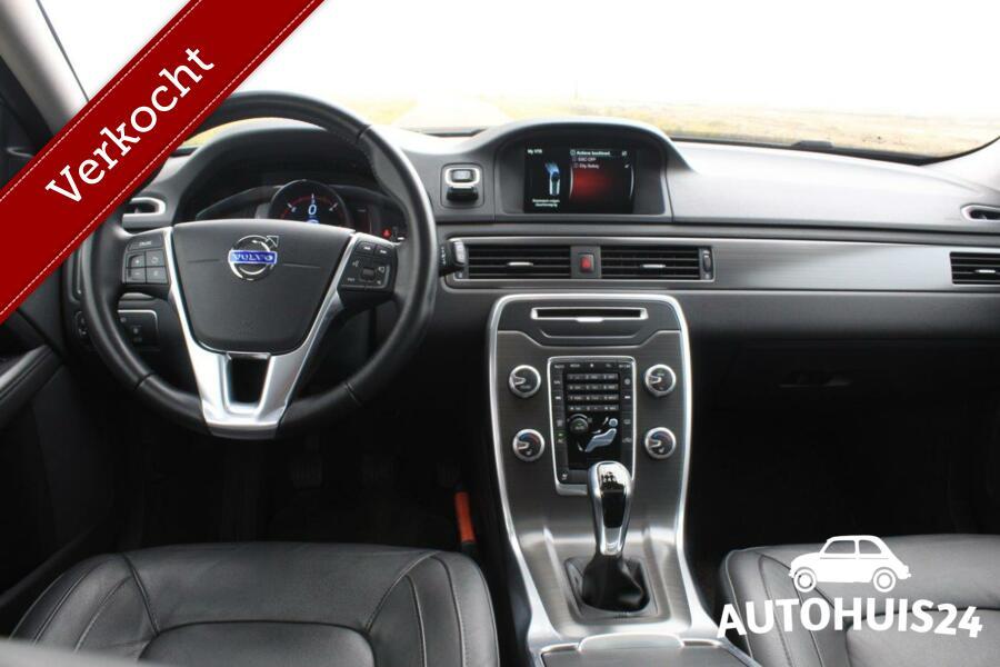 Volvo V70 2.0 D4 181pk Polar+ (bj2017) #Verkocht!