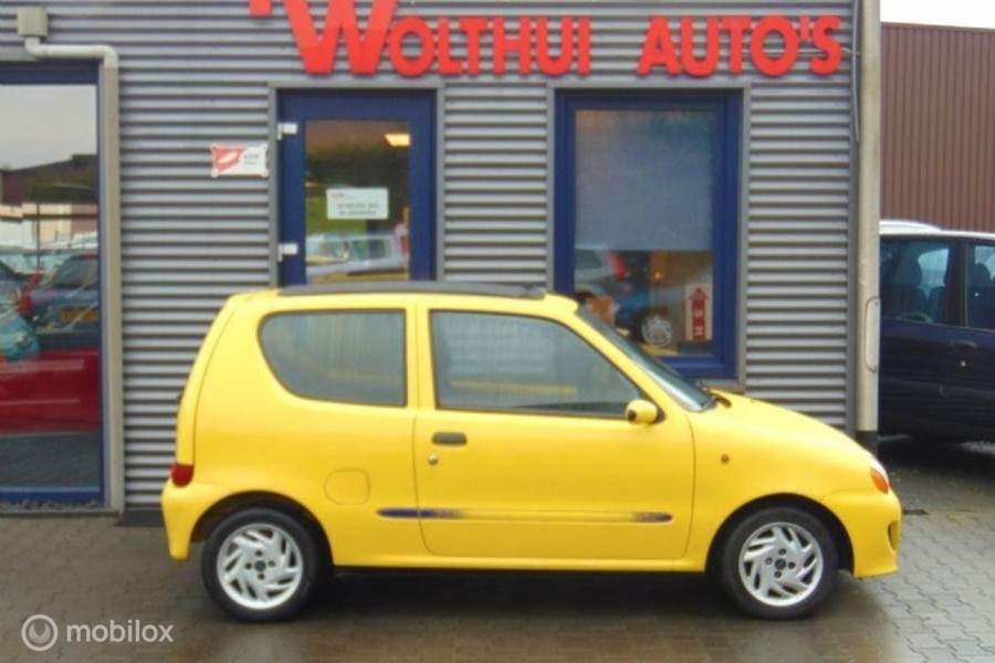 Fiat Seicento - 1100 ie Sporting