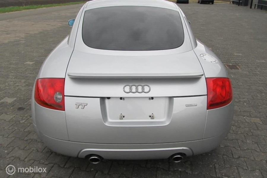 Audi TT - 1.8 5V Turbo quattro, 71150 km YOUNTIMER , 225 PK