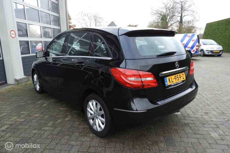 Mercedes-Benz B-klasse - 200 CDI Ambition