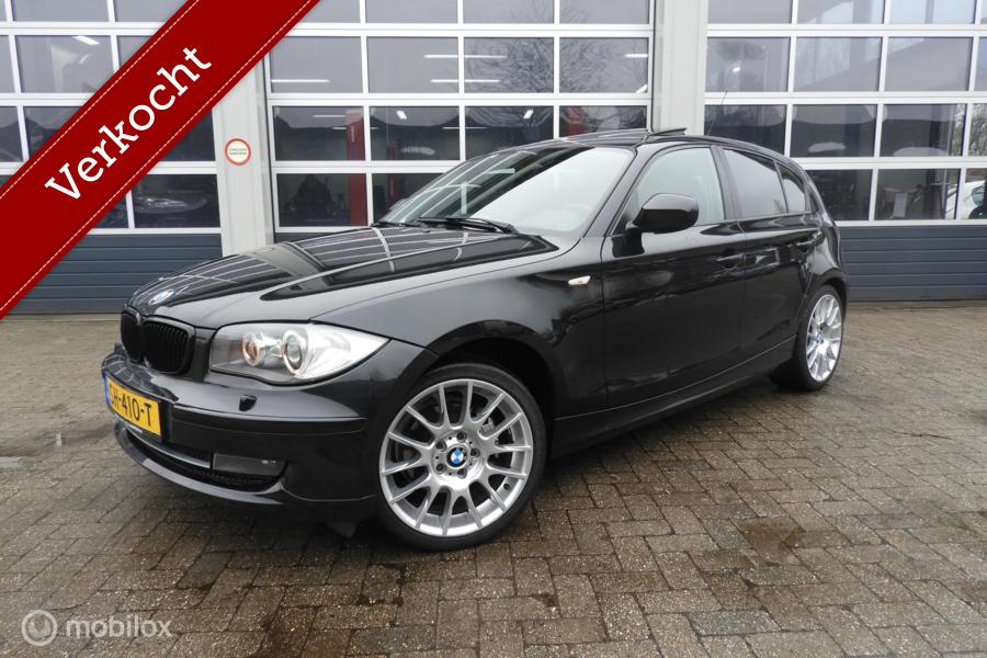 BMW 1-serie 120d Business Line Sport 177 PK!