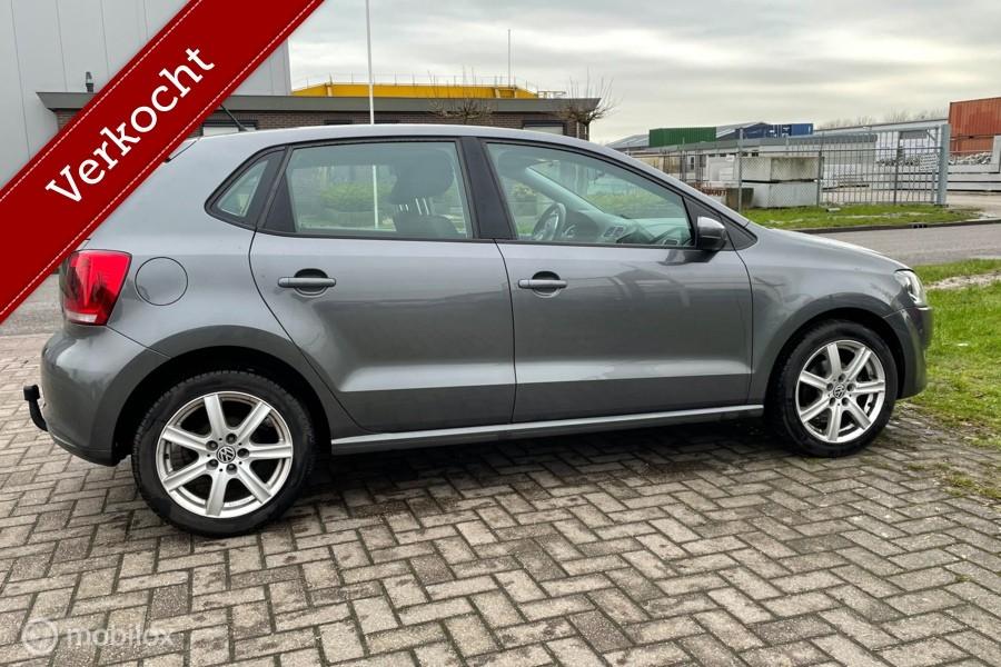 Volkswagen Polo 1.2 TSI Comfortline 5drs Airco Cruise