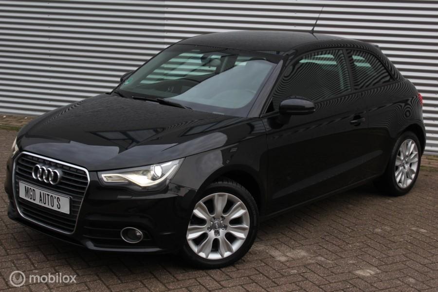 Audi A1 1.4 TFSI Ambition /XENON/LED/NAVI/CRUISE/STOELVERW./BLUETOOTH!