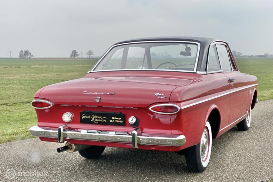 Ford Taunus 12M Coupe P4 69 dkm!