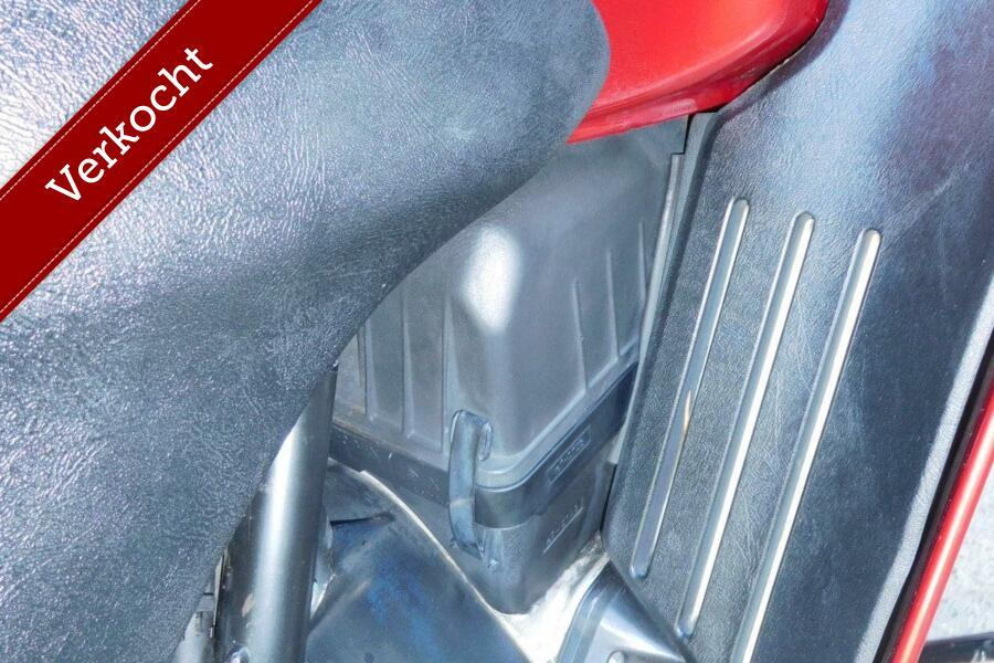 Mooie BMW K 75 RT met koffers
