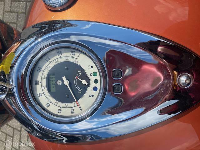Yamaha XV 1600 A Wild Star