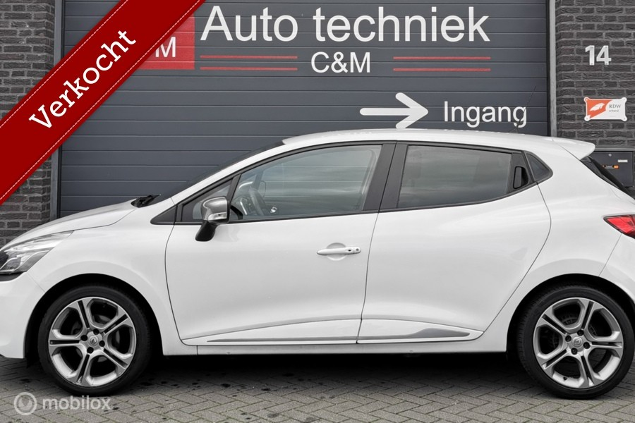 Renault Clio 0.9 TCe Gt-line/cruise/media/cruise/keyless/vol