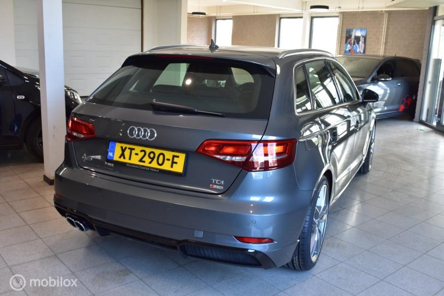 Audi A3 Sportback 2.0 TDI 150 PK Sport S Line Edition Aut.