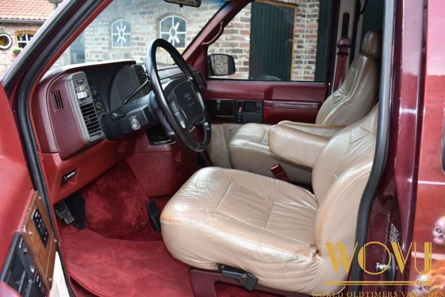 Chevrolet USA Astro 4.3,  GMC SAFARI SXT