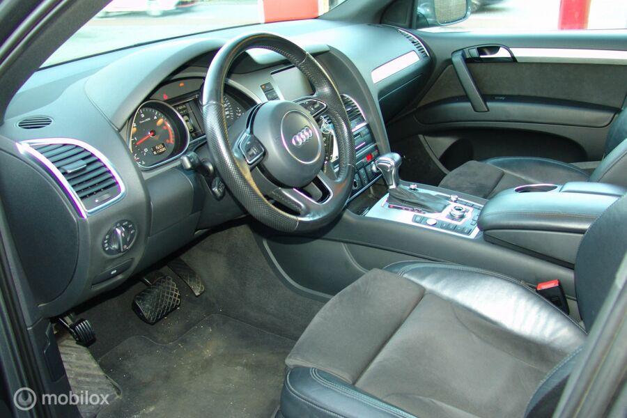 Audi Q7 3.0tdi GRIJS KENTEKEN 3.0 TDI quattro
