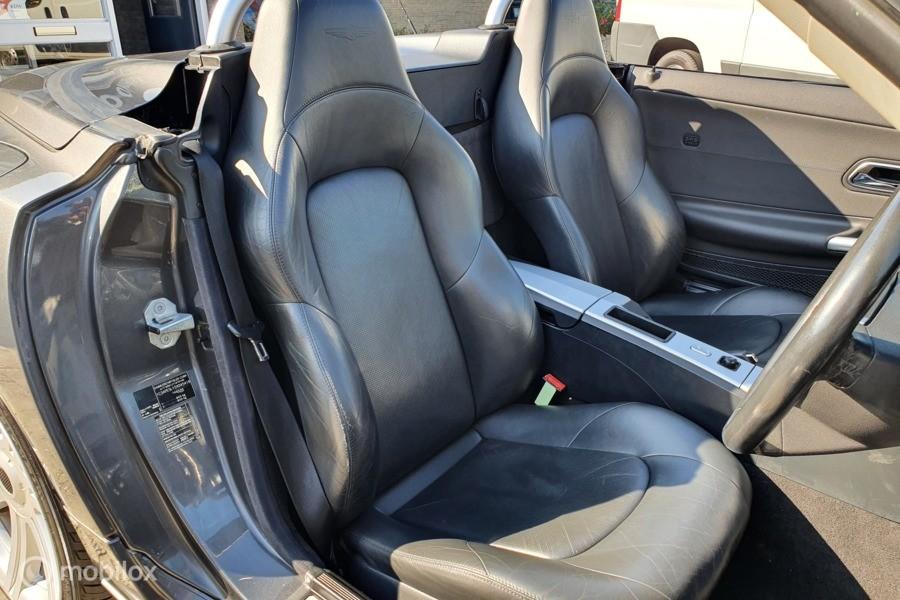 Chrysler Crossfire Cabrio 3.2 V6 Limited, Rechts gestuurd!