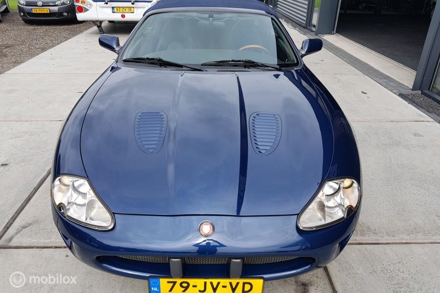 Jaguar XKR 4.0 V8 Convertible 'Supercharged'  267Kw