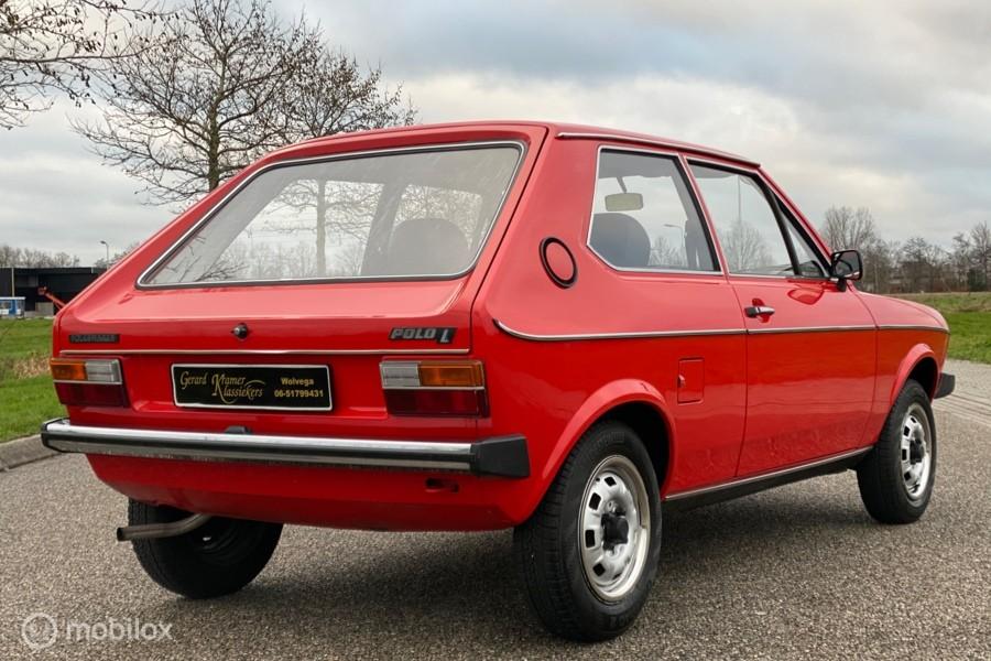 Volkswagen Polo 0.9 L MK1 Zeer mooi! Typ86