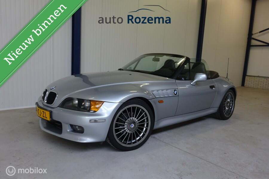 BMW Z3 Roadster 2.8 6 Cilinder