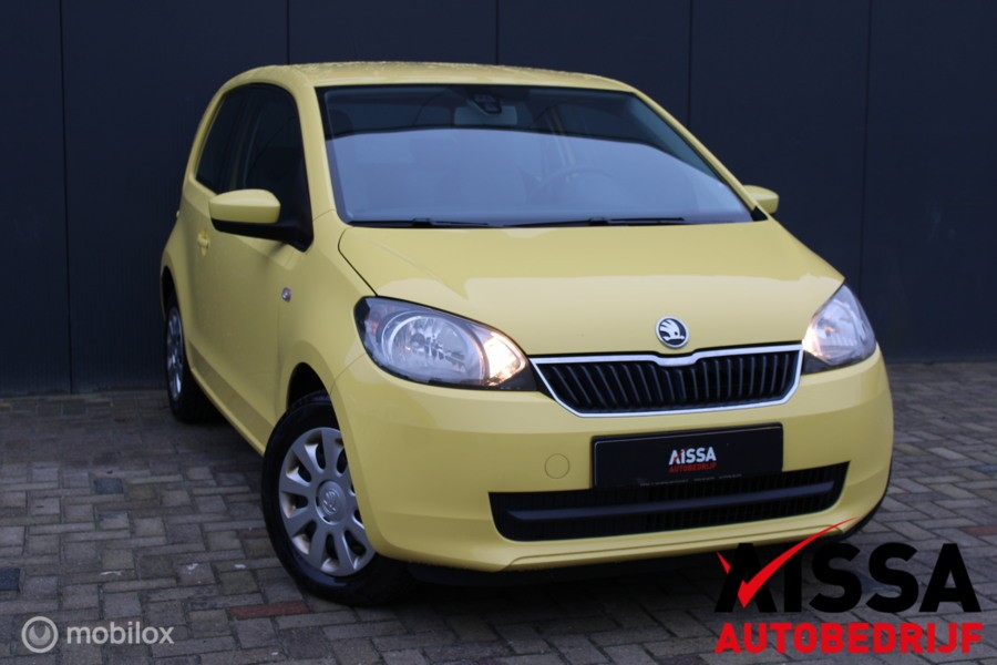 Skoda Citigo 1.0 Greentech Ambition Stoelverwarming/Airco