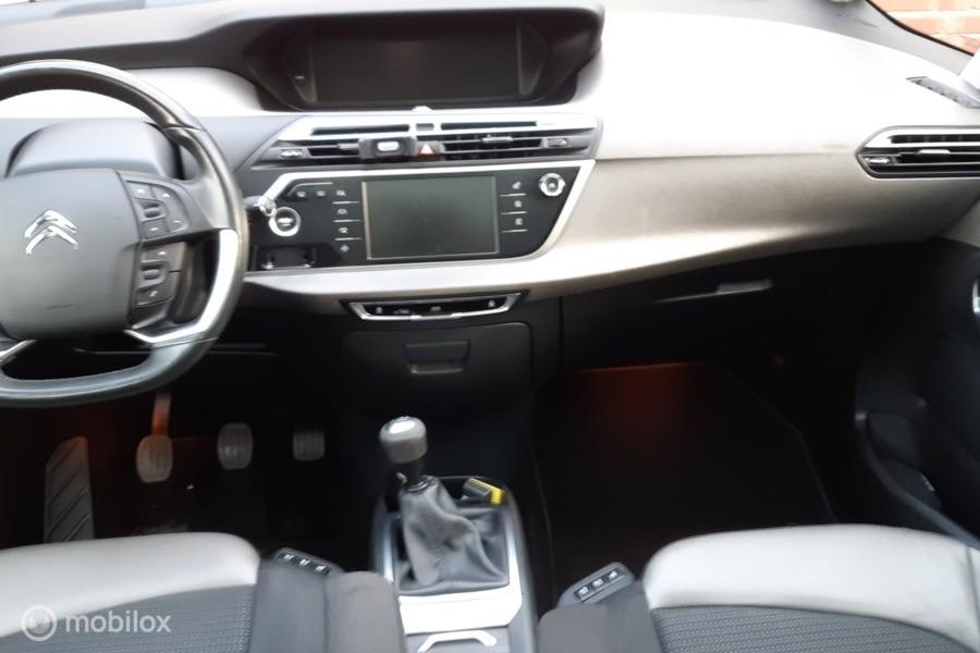 Citroen  C4 Picasso 1.6 THP Luxe Exclusive VERKOCHT!
