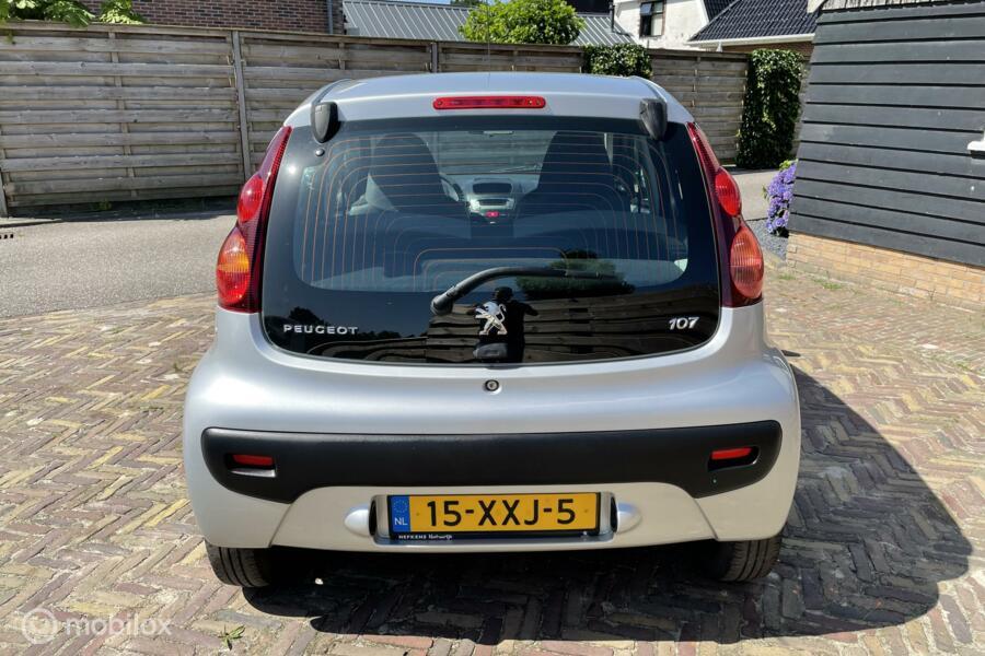 Peugeot 107 1.0 Access Accent | Airco | 5 drs | NL Auto