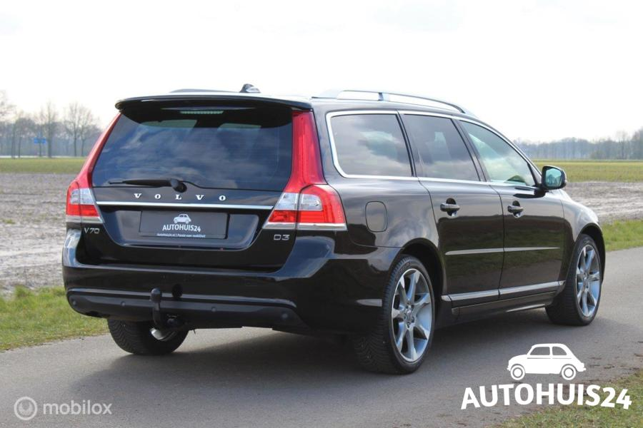 Volvo V70 2.0 D3 Inscription Edition (bj2015) FullOption!