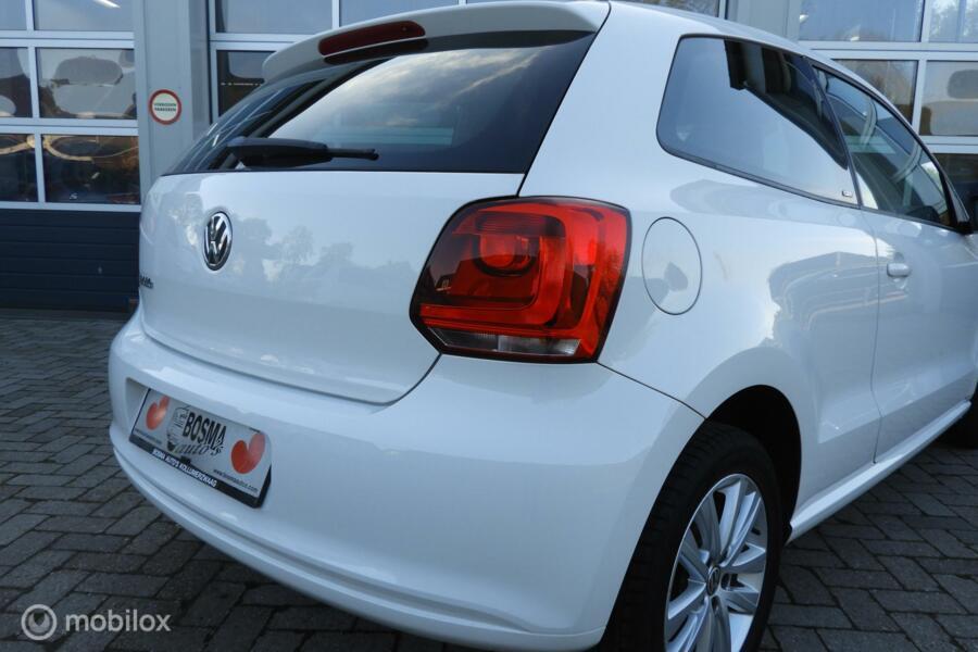 Volkswagen Polo 1.2 Style , stoelverwarming