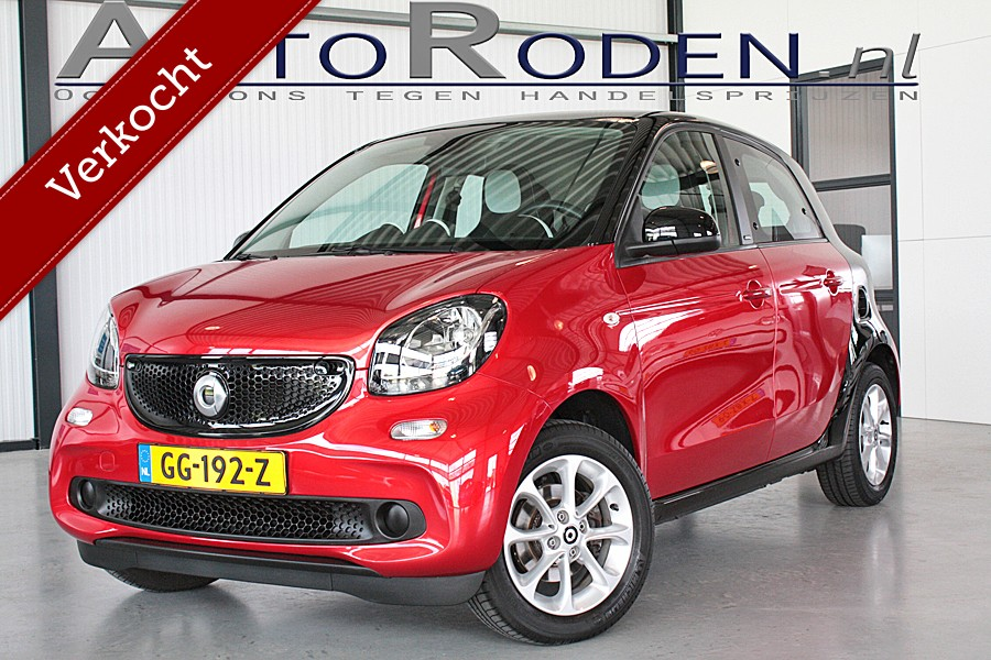 Smart forfour 1.0 Joy Edition Passion Cool & Comfort?>