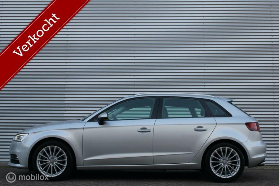 Audi A3 Sportback 1.4 TFSI Ambiente /XENON/LED/BLUETOOTH/SPORTSTOELEN/17'' VELGEN/PDC/NIEUWSTAAT!