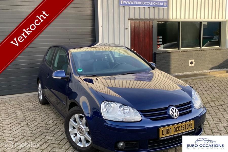 Volkswagen Golf  V 2.0 FSI / 1e hand / Nwe APK / Stoelverw.