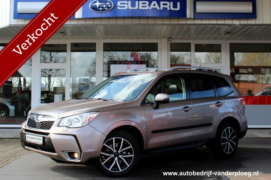 Subaru Forester 2.0 XT Sport Executive 240pk * Navigatie * Harmann Kardon