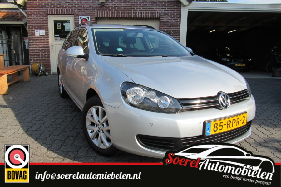 Volkswagen Golf Variant 1.2 TSI Comfortline BlueMotion airco, cruise