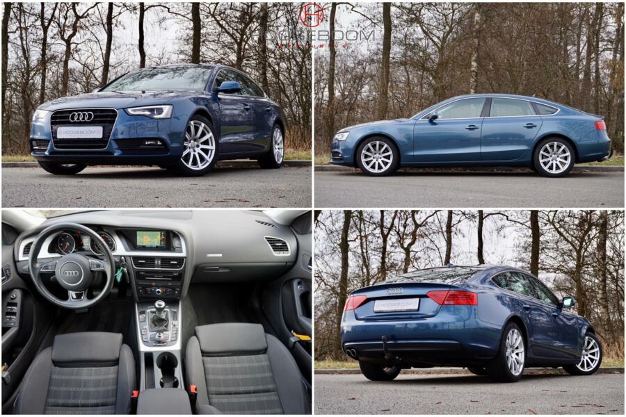 Audi A5 Sportback 2.0 TDI /SPORTSTOELEN/NAVI/CRUISE/ORI-NL !
