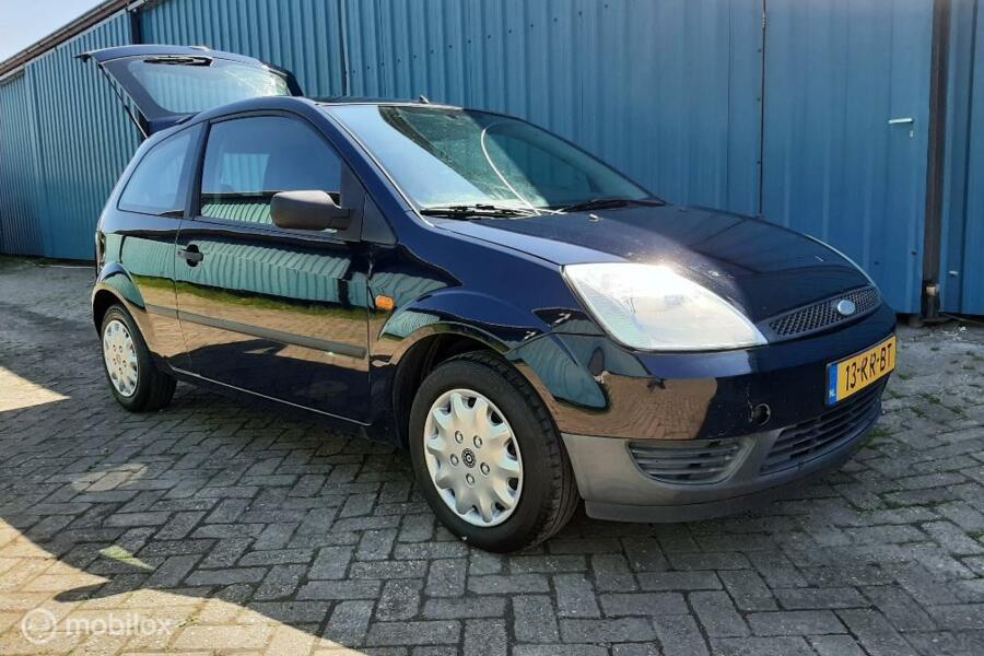 Ford Fiesta 1.3-8V Culture