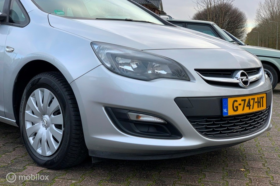 Opel Astra Sports Tourer 1.6 CDTi Edition