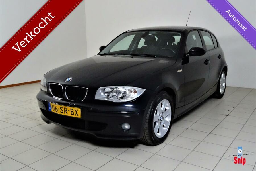 BMW 1-serie 120i High Executive  AUTOMAAT!
