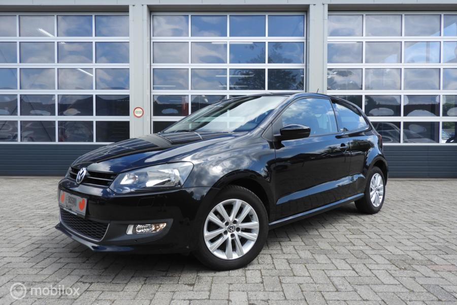 Volkswagen Polo 1.2 Style BlueMotion