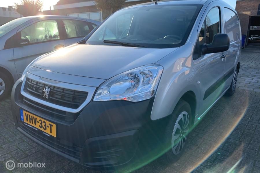 Peugeot Partner bestel  120 1.6 VTi 98 L1 Pro 99.DKM LPG AIRCO 3-PERSOONS
