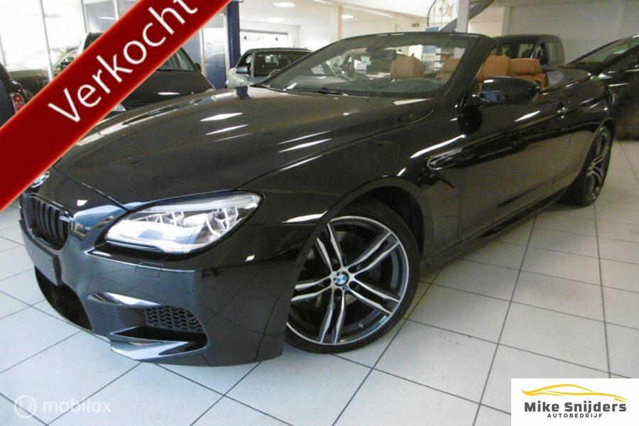 BMW 6-serie Cabrio - 650xi High Executive NW prijs 180000.-