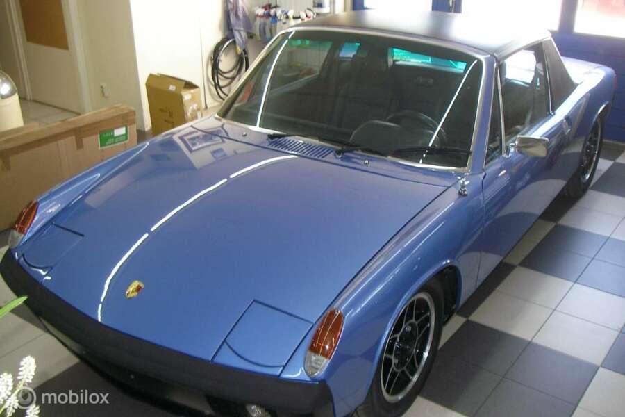 Porsche 914 123 PK, Airco, Matching Numbers!!