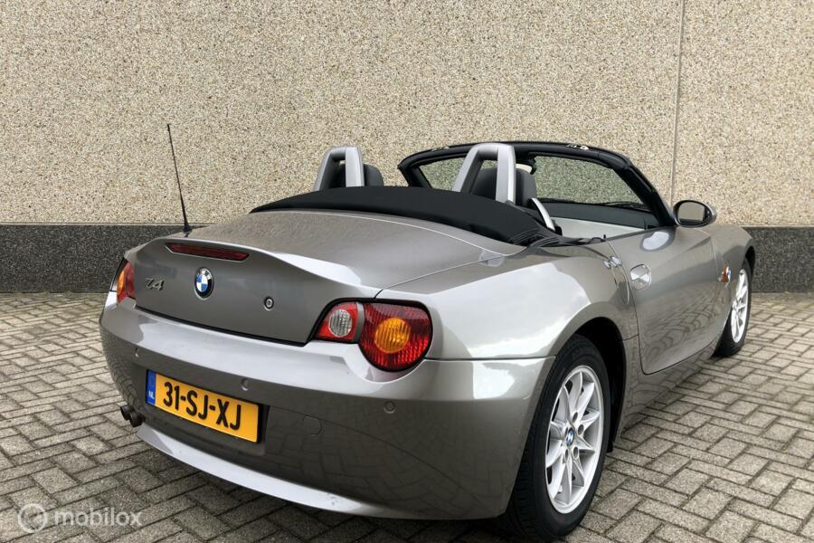 BMW Z4 Roadster 2.5i S Automaat Cabriolet NL Auto Leder Airco