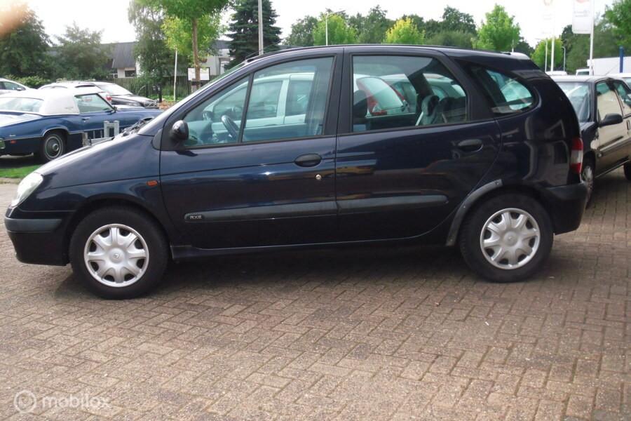 Renault Scenic 1.6-16V RT Trekh Garantie,inruil mogelijk