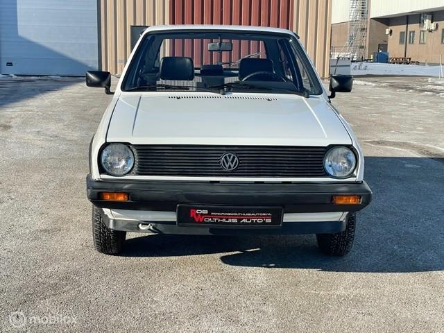 Volkswagen Polo Polo Coupe  1.0 Schuurvondst